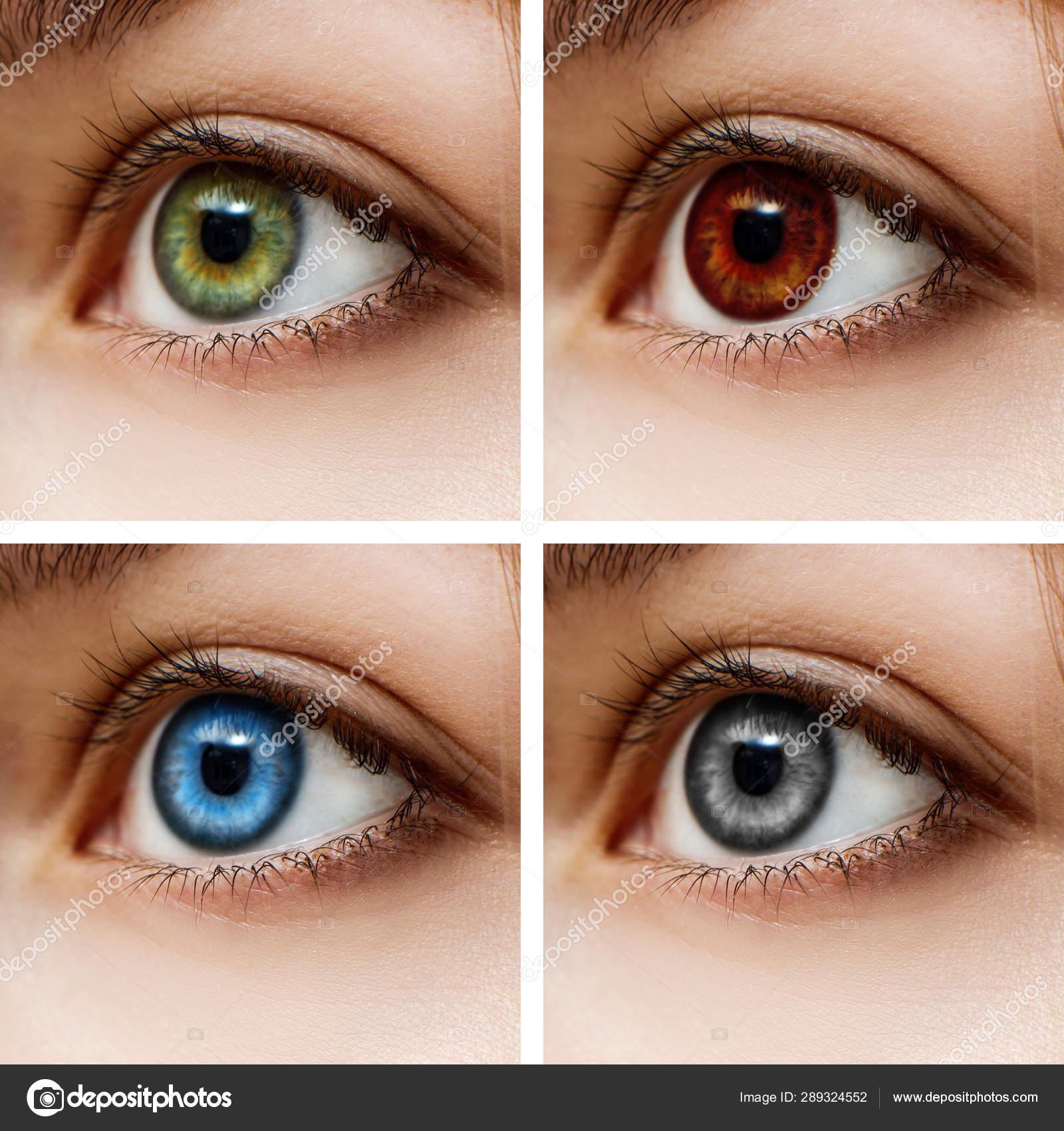 Цвет глаз. Предназначение