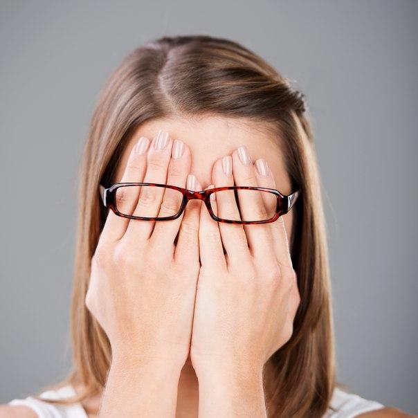 Проблема со зрением. Ухудшение зрения. Причины